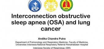 Link between Obstructive Sleep Apnea (OSA) and Lung Cancer