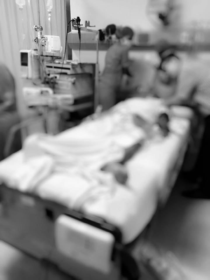 Persiapan bronchial toilet di ruang intensive care